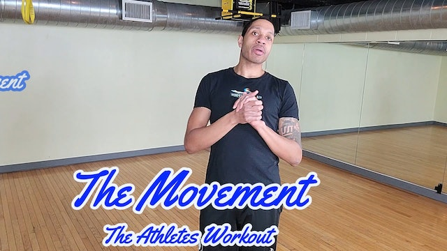 The Athletes Workout (Intermediate- Advanced) *30 Minutes*