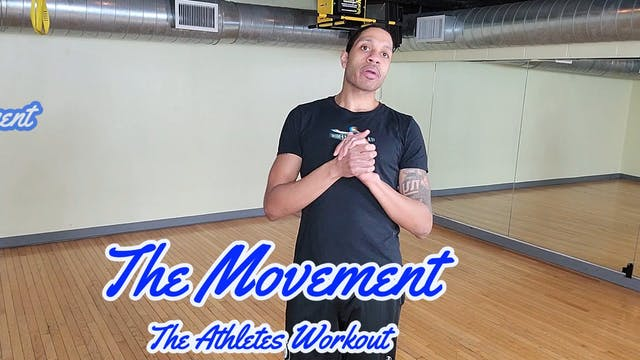 The Athletes Workout (Intermediate- A...