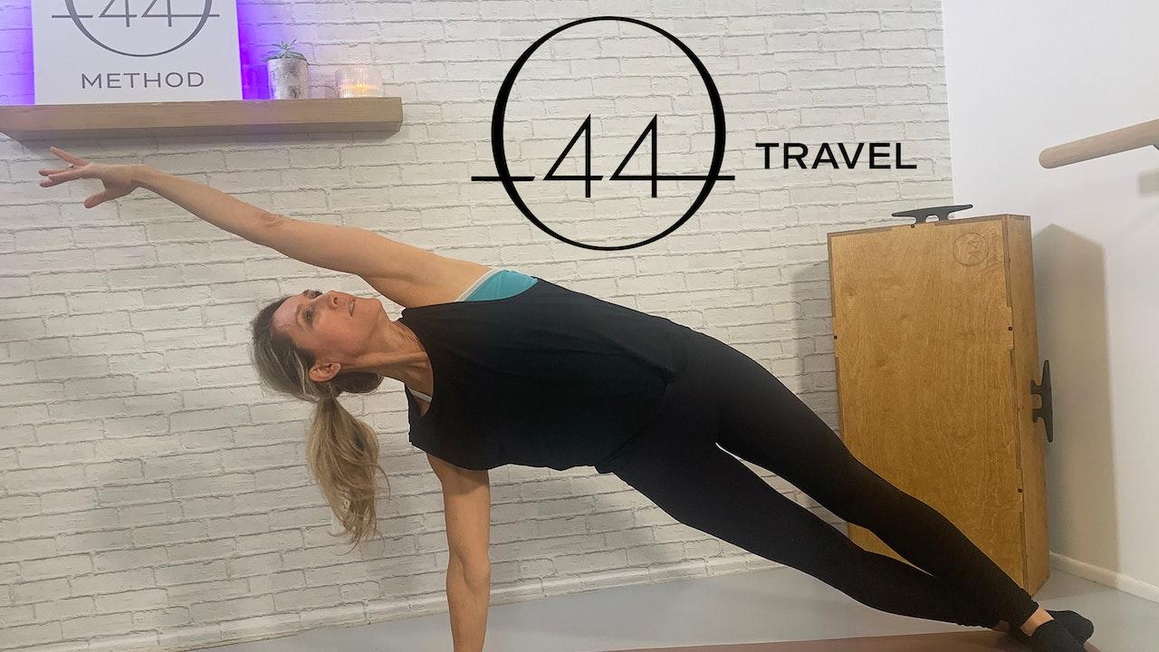 O44 Travel Workouts