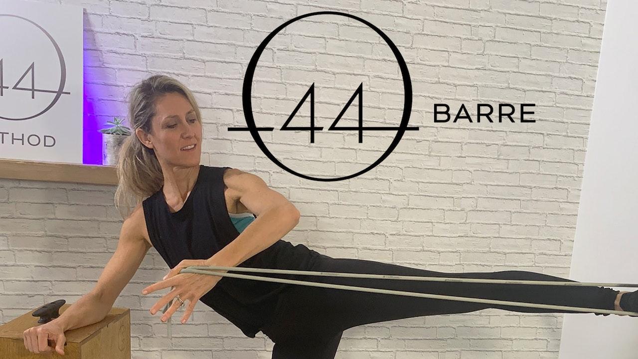 O44 Barre Workouts