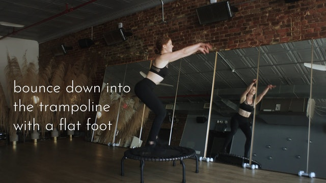 the basics - bounce down