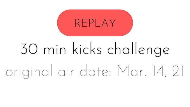 LIVE kicks challenge 3.12.21 | lil