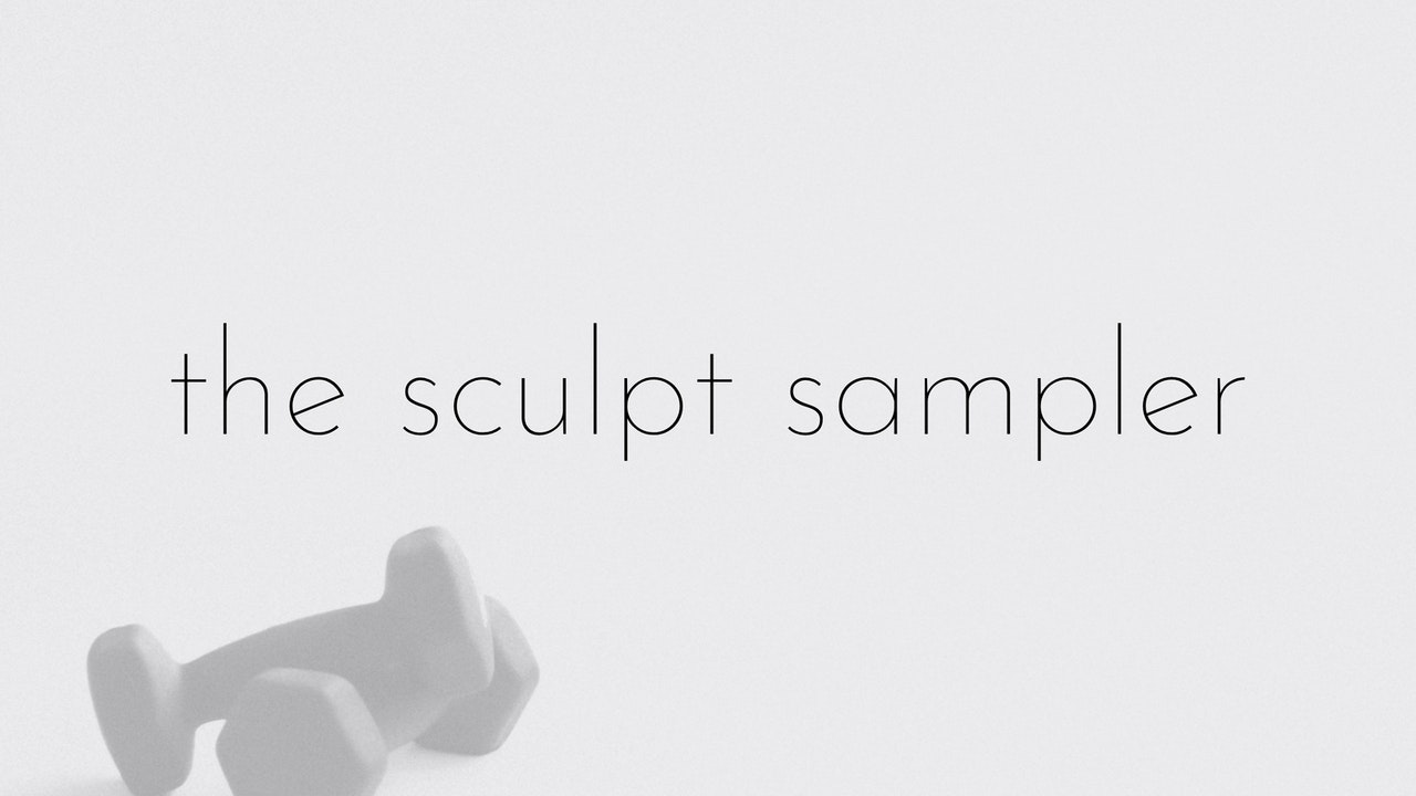 the sculpt sampler