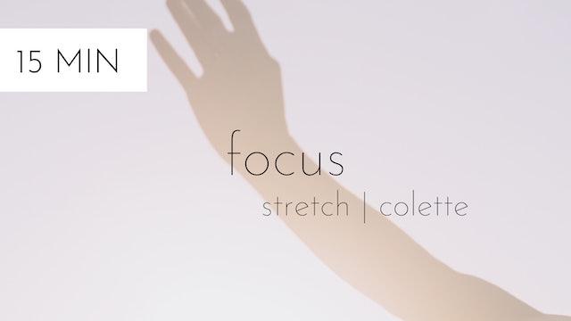 stretch #19 | colette
