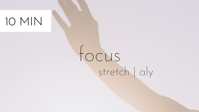 stretch #14 | aly