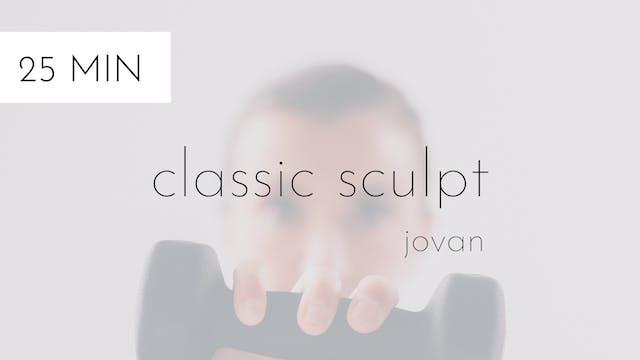 classic sculpt #20 | jovan