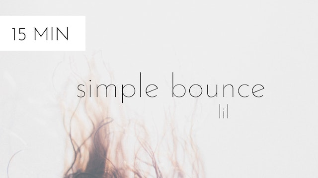 simple bounce #10 | lil