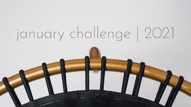 january challenge | 2021