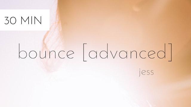 bounce [advanced] #1 | jess
