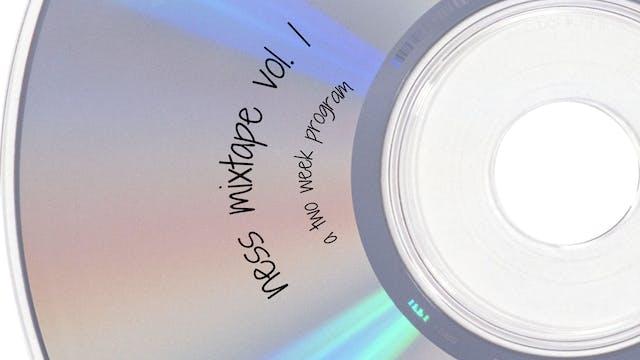 mixtape: volume 1