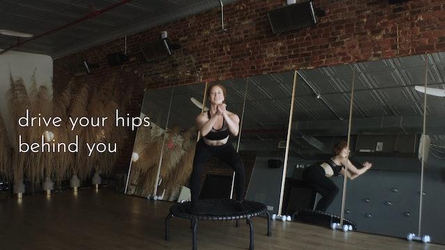 the basics - squat