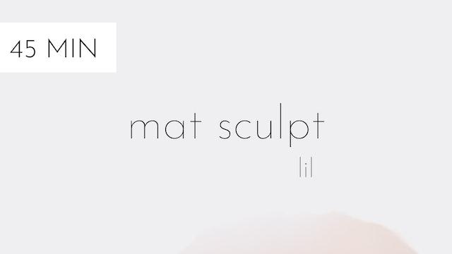 mat sculpt #12 | lil