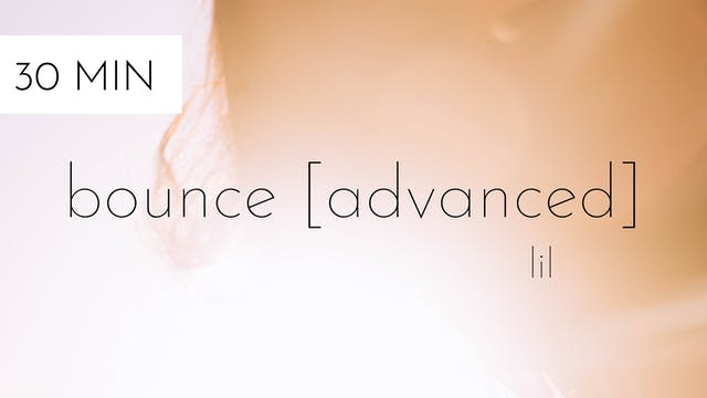 bounce [advanced] #18 | lil