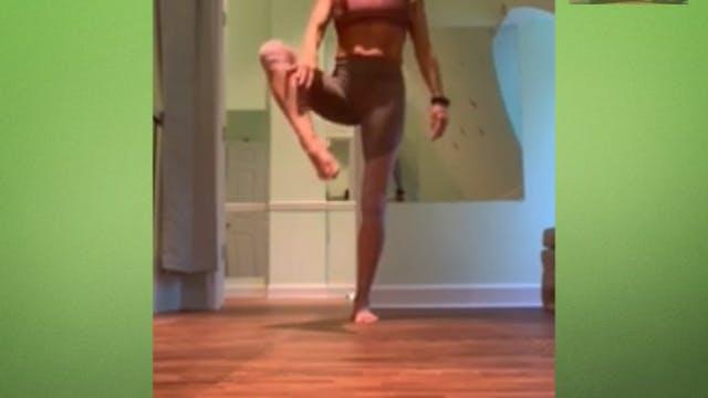 Episode 14: Balance & Flexibility