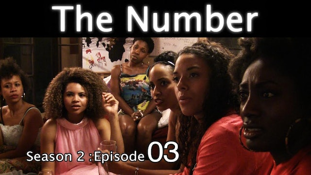 The Number | Slumberette Party 203