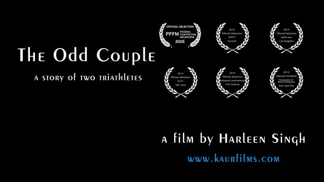 The Odd Couple - A Story of Two Triathletes