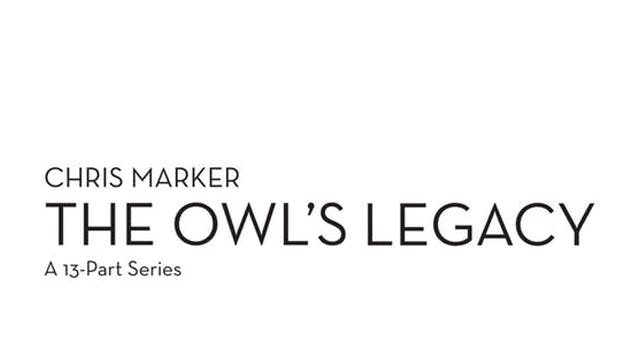 The Owl's Legacy (complete series)