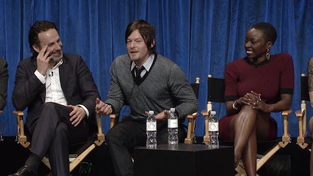 PaleyFest 2013: The Walking Dead