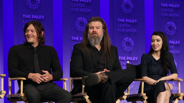 PaleyFest LA 2019: The Walking Dead