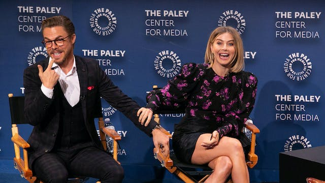 Paley Live: An Evening with Derek Hough and Julianne Hough - Purpose