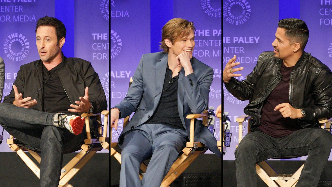PaleyFest LA 2019: Action Trio