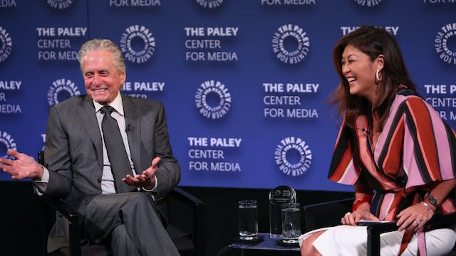 Paley Honors Luncheon Celebrating Michael Douglas - Career Arcs