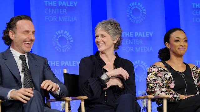 PaleyFest 2017: The Walking Dead