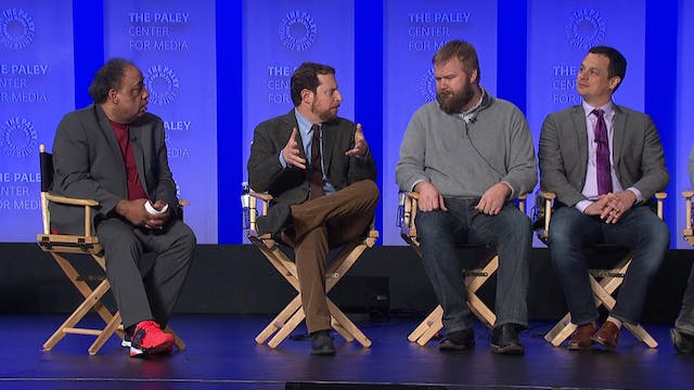 PaleyFest LA 2017: The Walking Dead