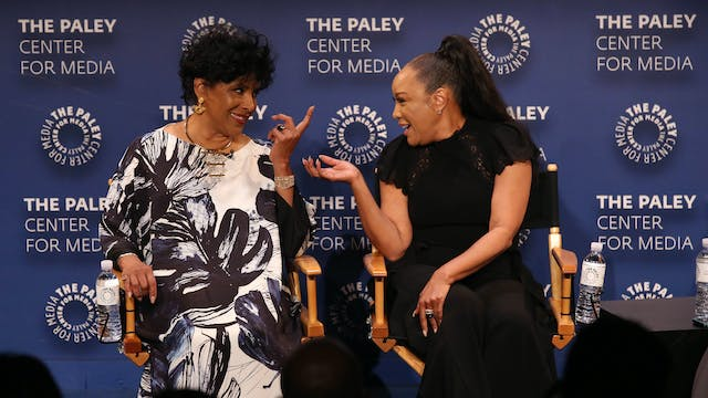 PaleyLive 2019: Phylicia Rashad and Lynn Whitfield