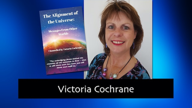 272 Messages from Other Worlds with Victoria Cochrane