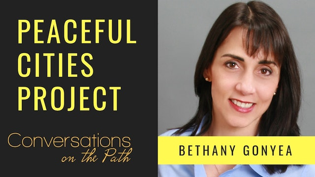 Peaceful Cities Project with Bethany Gonyea