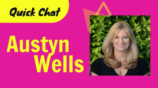 Quick Chat with Austyn Wells
