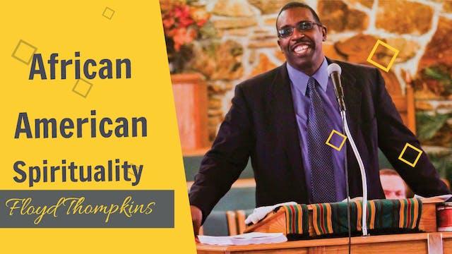 Floyd Thompkins - African American Sp...