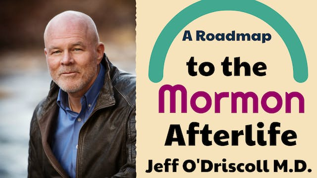Jeff O'Driscoll - A Roadmap to the Mo...