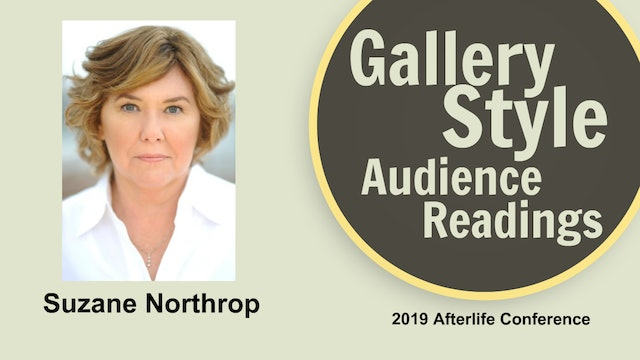 Gallery-Style Audience Readings with Suzane Northrop