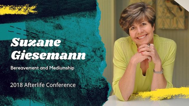 Suzane Giesemann - Bereavement and Mediumship