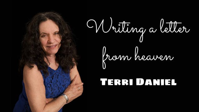 Terri Daniel - Writing a Letter From ...