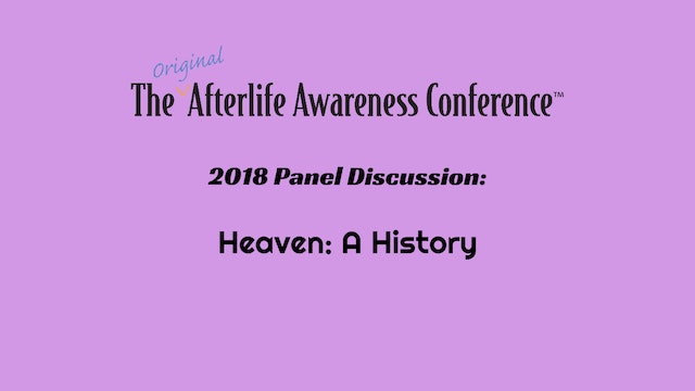 Panel Discussion: Heaven_ A History
