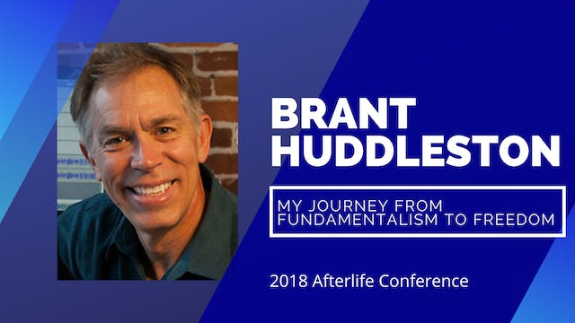 Brant Huddleston - My Journey from Fu...