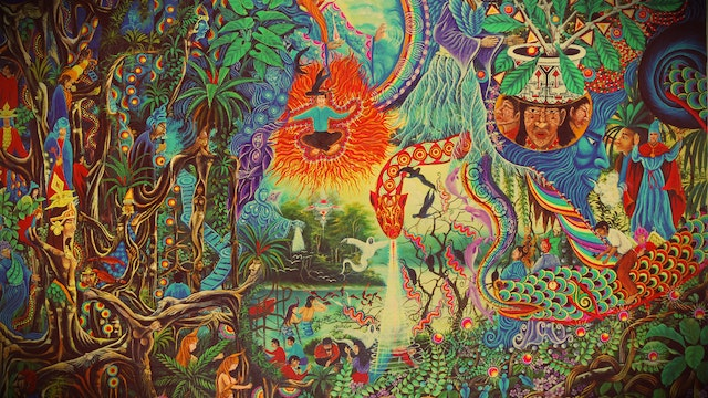 AYAHUASCA NATURE'S GREATEST GIFT