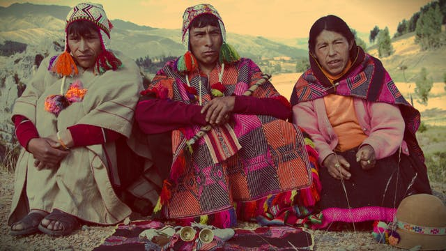Q'ERO MYSTICS OF PERU