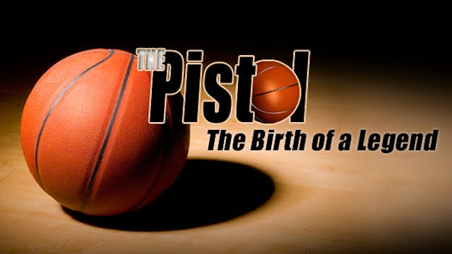 The Pistol, the Birth of a Legend (Movie Only) - Digital Download
