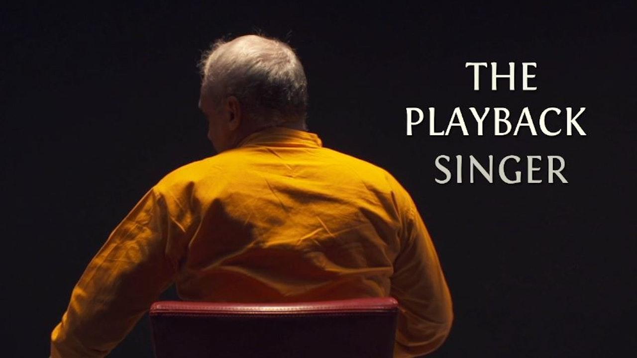 The Playback Singer + Bonus material