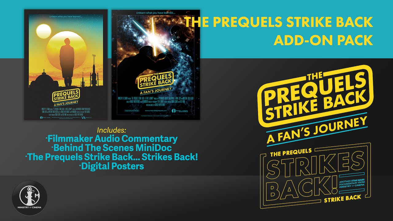 The Prequels Strike Back Add-On Pack