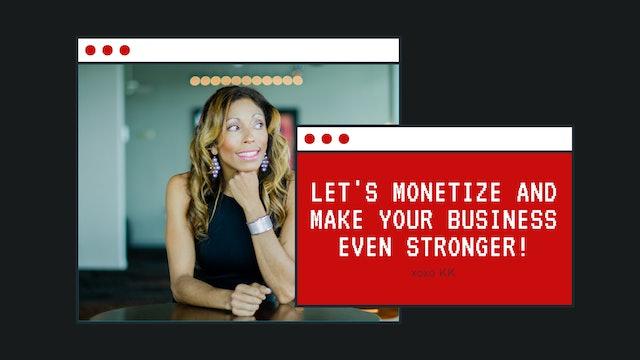 Meet KK, Certified Business Coach + Sales/Marketing Expert