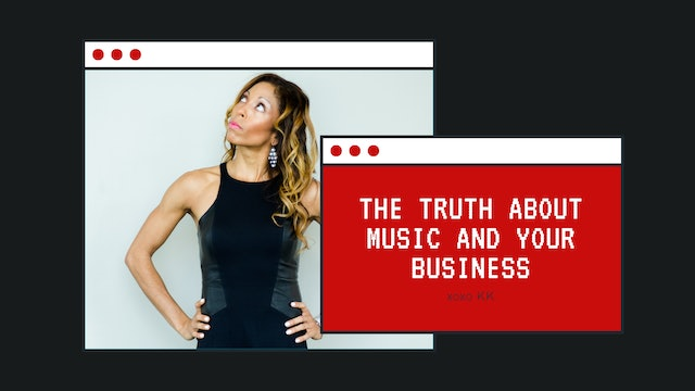 The truth about music and your business!
