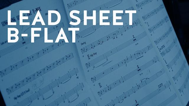 NO SWEETER SONG Bb Chart (PDF)