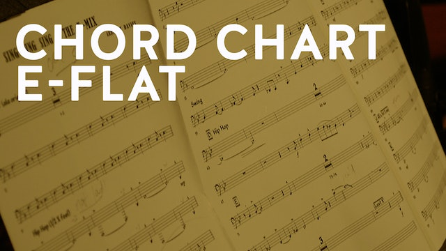 OUT OF NOWHERE Chords Eb (PDF)