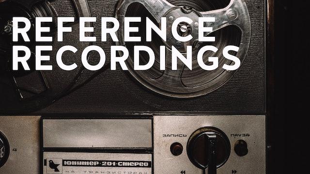 BODY AND SOUL Recordings (PDF)