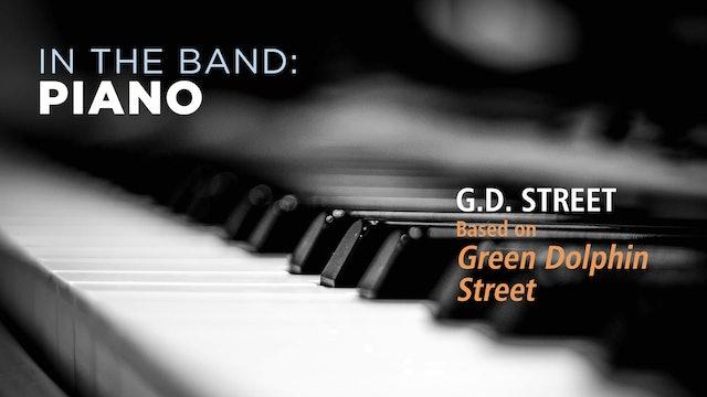 Piano: G.D. STREET / GREEN DOLPHIN STREET (Play!)